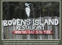LOCAL HISTORY BOOK: Bowen's Island