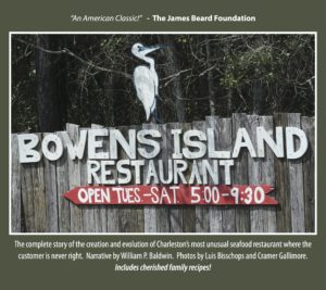 An image of the cover of Bowen's Island book.