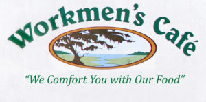 An image of the Workmen's Cafe logo.