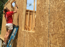 Women Build for Habitat for Humanity on James Island