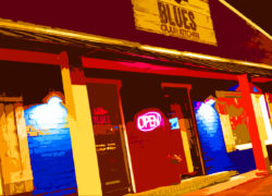 Oldies, R&B, blues and classic standards at Blues Cajun Kitchen on Sundays