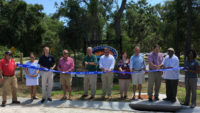 Pinckney Park Ribbon Cutting and Celebration