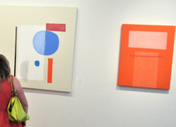 Follow Your Art: Catherine Booker Jones and the not-so-simple world of Color Field painting
