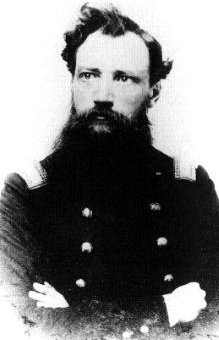"""Alexander Schimmelfennig, """"Forty-Eighter"""" and later Union General during the civil war."""