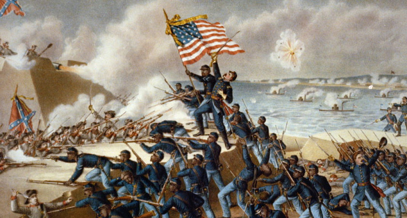 Morris Island and the Battle of Fort Wagner