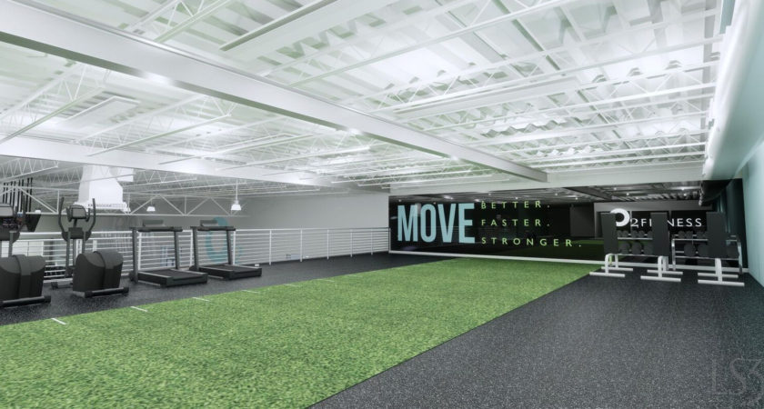 O2 Fitness Clubs unveils flagship facility on James Island