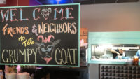 Grumpy Goat Cantina now open on Harbor View Road