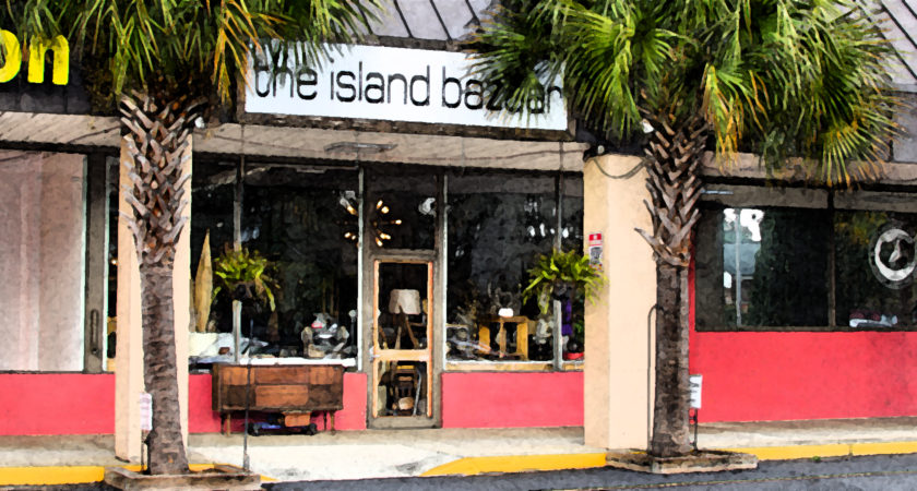 The Island Bazaar is as much about memories as it is decor